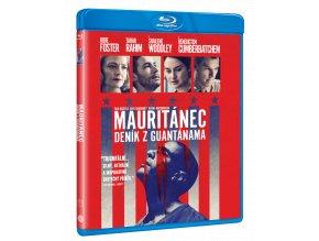 Mauritánec: Deník z Guantánama (Blu-ray)