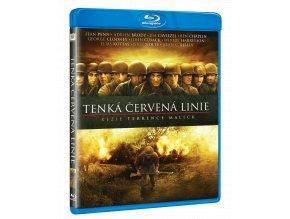 Tenká červená linie (Blu-ray)