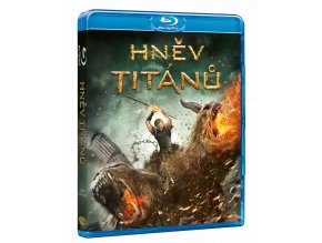 Hněv Titánů (Blu-ray)