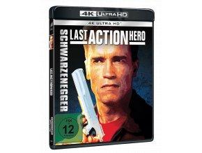 Poslední akční hrdina (4k Ultra HD Blu-ray)