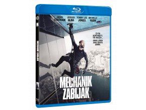 mechanik zabijak blu ray