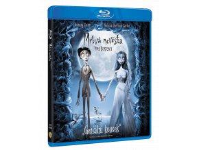 Mrtvá nevěsta Tima Burtona (Blu-ray)