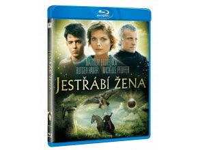 Jestřábí žena (Blu-ray)