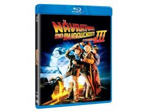 Návrat do budoucnosti III (Blu-ray)