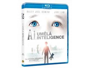 A.I. Umělá inteligence (Blu-ray)