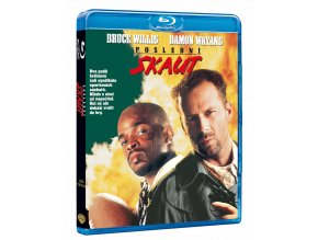 Poslední skaut (Blu-ray)
