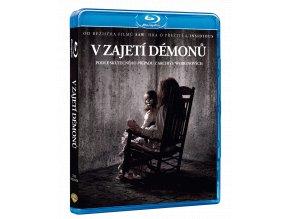 V zajetí démonů (Blu-ray)