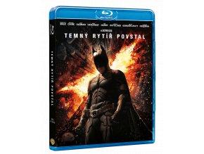 Temný rytíř povstal (Blu-ray)