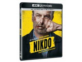 Nikdo (4k Ultra HD Blu-ray + Blu-ray)