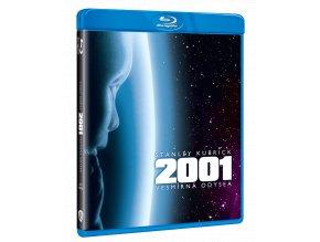 2001: Vesmírná odysea (Blu-ray)