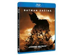 Batman začíná (Blu-ray)