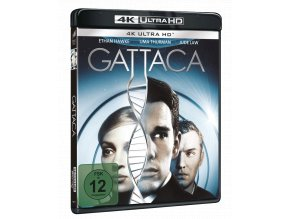 Gattaca (4k Ultra HD Blu-ray)