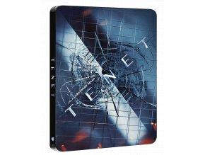 Tenet (4k Ultra HD Blu-ray + 2x Blu-ray)