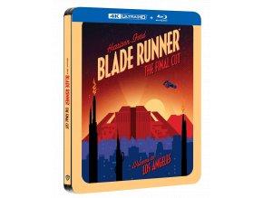 Blade Runner (4k Ultra HD Blu-ray + Blu-ray)