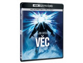 Věc (4k Ultra HD Blu-ray + Blu-ray)