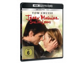 Jerry Maguire (4k Ultra HD Blu-ray)