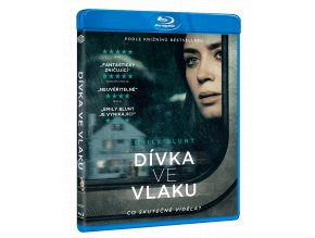 divka ve vlaku blu ray