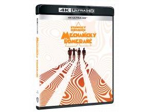 Mechanický pomeranč (4k Ultra HD Blu-ray)