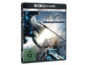 Final Fantasy VII: Advent Children (4k Ultra HD Blu-ray)