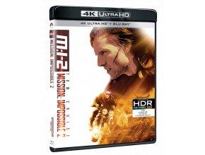 Mission: Impossible II (4k Ultra HD Blu-ray + Blu-ray)