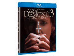 V zajetí démonů 3: Na Ďáblův příkaz (Blu-ray)