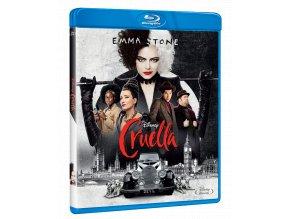 Cruella (Blu-ray)