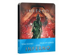 inferno blu ray steelbook