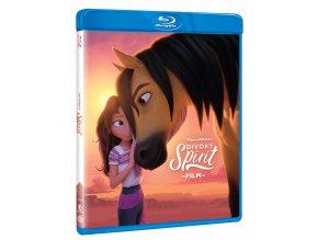Divoký Spirit (Blu-ray)