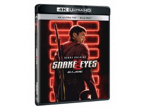 G. I. Joe: Snake Eyes (4k Ultra HD Blu-ray + Blu-ray)