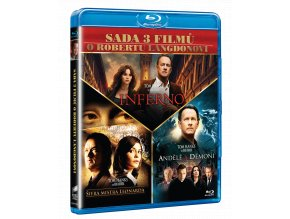 robert langdon blu ray