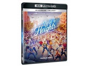 Život v Heights (4k Ultra HD Blu-ray + Blu-ray)