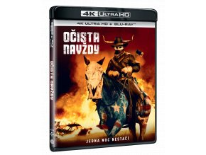 Očista navždy (4k Ultra HD Blu-ray + Blu-ray)