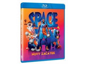 Space Jam: Nový začátek (Blu-ray)