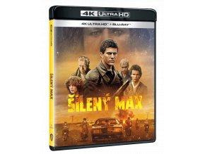 Šílený Max (4k Ultra HD Blu-ray + Blu-ray)