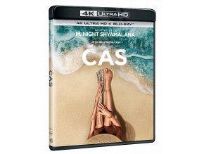 Čas (4k Ultra HD Blu-ray + Blu-ray)