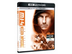 Mission: Impossible - Ghost Protocol (4k Ultra HD Blu-ray + Blu-ray)