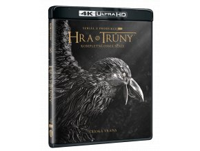 Hra o trůny - 8. sezóna (3x 4k Ultra HD Blu-ray)