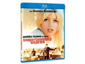 Sugarlandský expres (Blu-ray)