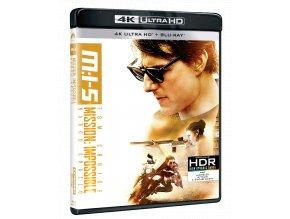 Mission: Impossible - Národ grázlů (4k Ultra HD Blu-ray + Blu-ray)