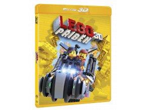 Lego příběh (Blu-ray 3D + Blu-ray 2D)
