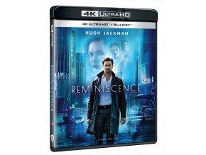 Reminiscence (4k Ultra HD Blu-ray + Blu-ray)
