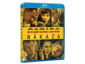 Nákaza (Blu-ray)