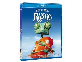 Rango (Blu-ray)