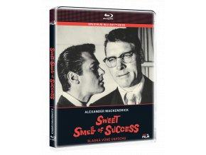 Sladká vůně úspěchu (Blu-ray + booklet)