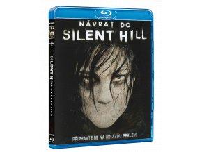 navrat do silent hill blu ray 3d