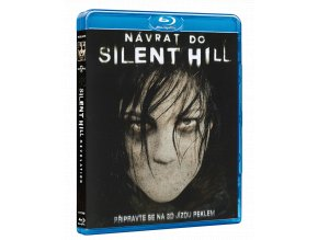 navrat do silent hill blu ray 3d