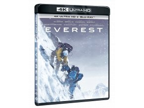Everest (4k Ultra HD Blu-ray + Blu-ray)