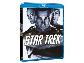 star trek 2009 blu ray