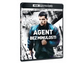 Agent bez minulosti (4k Ultra HD Blu-ray)