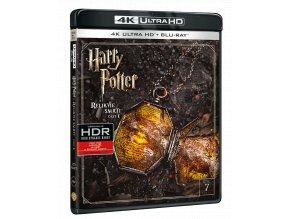 Harry Potter a Relikvie smrti - část 1. (4k Ultra HD Blu-ray + Blu-ray)